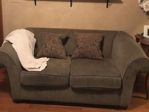 Oversized sofa and chair for Sale in Columbus, OH