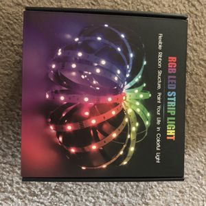 RGB LED Strip Light 100ft for Sale in Graham, WA