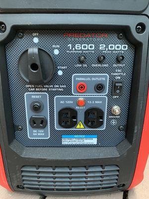 Generator - new used 1 time only! for Sale in Gresham, OR