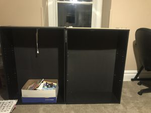 Two large bookshelves for Sale in Bethlehem, PA
