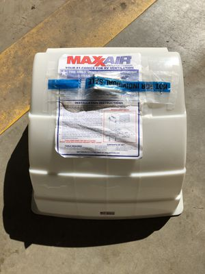 MaxAir vent cover for Sale in Golden, CO