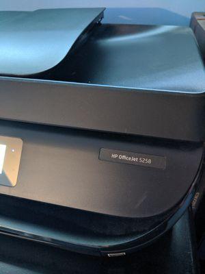 HP office jet 5258 printer for Sale in Gresham, OR