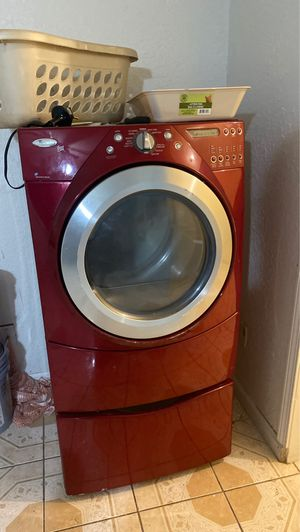 Gas dryer and electric dryer to repair or scrap for Sale in Pasadena, TX
