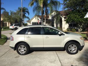 2007 Ford Edge. 178,104 miles (highway miles), Non Smoker, Great condition! for Sale in NEW PRT RCHY, FL