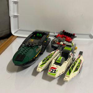 Lego Jet Skis/boat for Sale in Hayward, CA