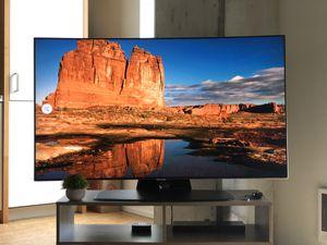 Samsung TV (55 inches) QLED for Sale in Bainbridge Island, WA