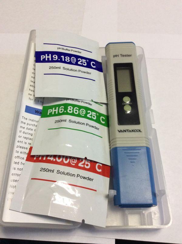 PH Tester Digital Meter Accurate