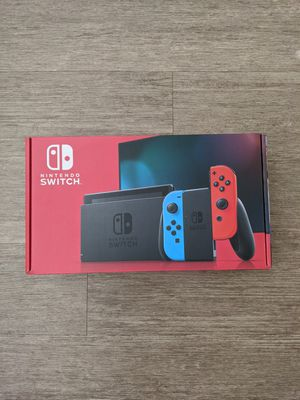 New nintendo switch v2 with animal crossing for Sale in Phoenix, AZ