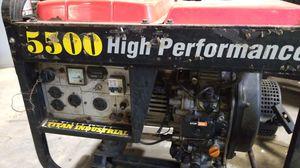 Titan 5500 diesel generator for Sale in Finleyville, PA