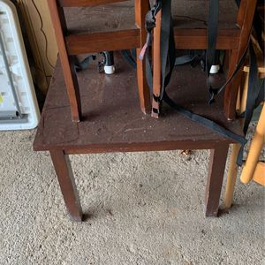 Kids table and 2 chairs for Sale in Stratford, CT