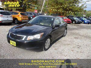 2010 Honda Accord Sdn for Sale in New Philadelphia, OH