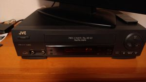 JVC VCR player cassette recorder for Sale in Everett, WA
