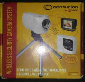 WIRELESS SECURITY CAMERA SYSTEM for Sale in Baltimore, MD