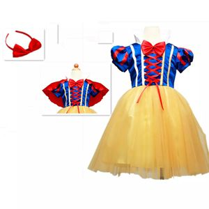 Cosplay Costumes Dress For Girls Baby Girls Snow White Halloween Performance Princess Party Clothes Infants Kids Dresses Fancy for Sale in Orlando, FL