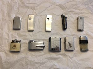 Vintage lighters for Sale in Lansdale, PA