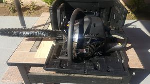 Craftsman chainsaw for Sale in Parlier, CA
