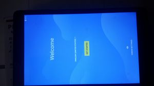 Lenovo TB-8304f1, 8ich ,black ,Dolby atmos Wi-Fi used shipping only. for Sale in Detroit, MI