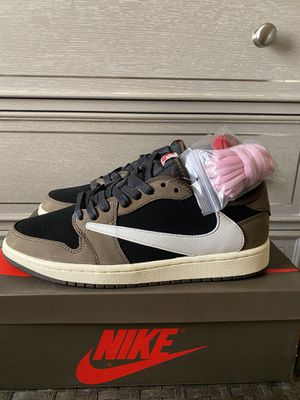 Travis Scott Air Jordan low 1 Og Sp for Sale in Pico Rivera, CA