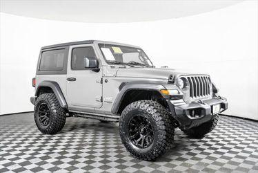 2020 Jeep Wrangler for Sale in Lynnwood,  WA