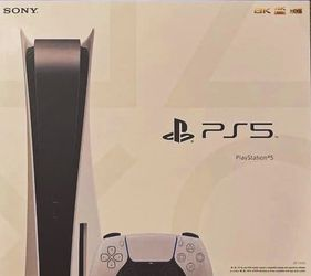 PS5 Disc Version - LOWER PRICE THAN OTHERS for Sale in Salt Lake City,  UT