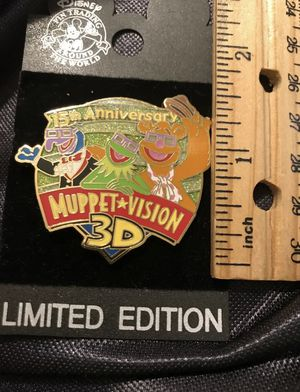 Disney Muppet Vision 3D 15th Year 06 LE for Sale in Haines City, FL