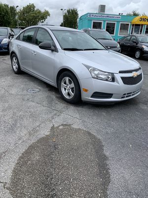 2013 Chevy Cruze for Sale in Fort Lauderdale, FL