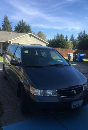 Honda Odyssey Mini Van 2003 Mechanics Special for Sale in Tacoma, WA