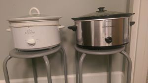 TWO crock pots for Sale in Stone Mountain, GA