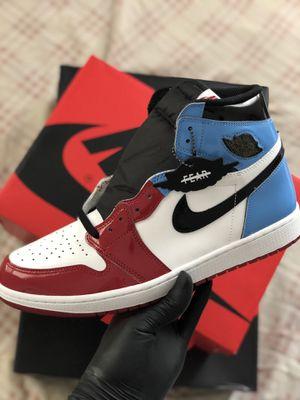 Jordan 1 (Fearless)Unc-Chi👇🏼Read👇🏼 for Sale in Boston, MA