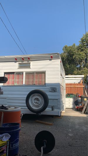 Old Trailer 7000$ or make offer for Sale in Exeter, CA