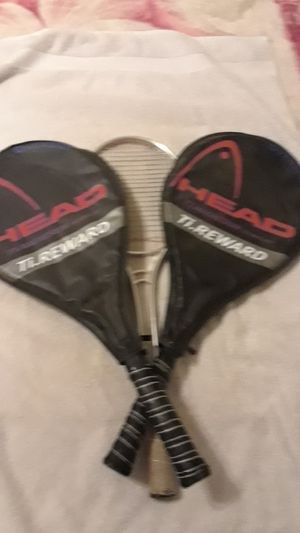 Tennis rackets used in great shape $10 for Sale in Mesa, AZ