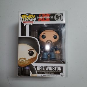 Valut Retired Funko Pop Opie Winston 91 Sons of Anarchy for Sale in San Antonio, TX