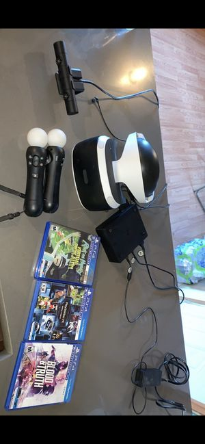 PS4 VR for Sale in Spanaway, WA