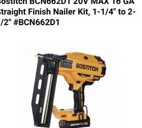 Bostitch 16ga Nailgun for Sale in Tulsa,  OK