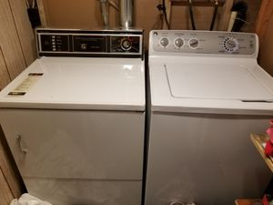 G.E. washer and dryer for Sale in Providence, RI