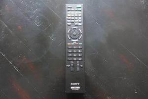 Sony RM-YD038 Original TV Television Remote Control Black for Sale in Costa Mesa, CA