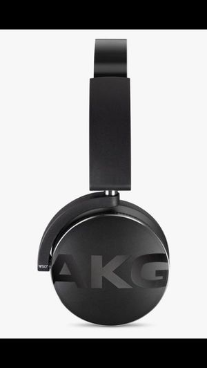 AKG Y50bt Over Ear Wireless Bluetooth Headphones for Sale in Tampa, FL