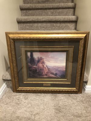 Gorgeous Framed 'O Jerusalem' Greg Olsen Print! for Sale in Draper, UT