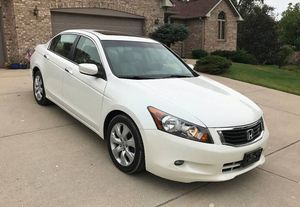 For sales 2008 Honda Accord EX-L AWDWheelss Nothing/Wrongg for Sale in Washington, DC