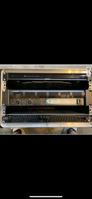 Mackie, Peavey, Alesis, Lexicon for Sale in Spring Valley, CA