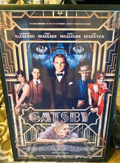 Great Gatsby original movie poster for Sale in Deerfield Beach,  FL