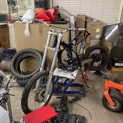 1989 125cc 2 Stroke Suzuki for Sale in Covington,  GA