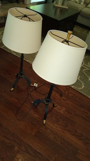 2 matching lamps for Sale in Sugar Hill, GA