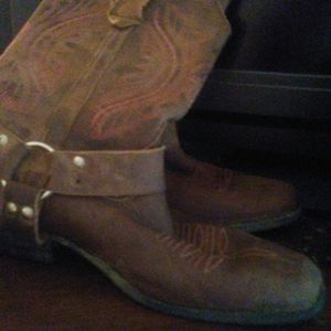 Western girls boots size 5 for Sale in Ventura, CA