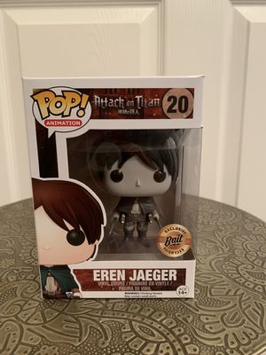Funko Pop Bait Exclusive Eren for Sale in Kent, WA