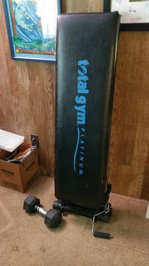 Total gym platinum for Sale in Yelm, WA