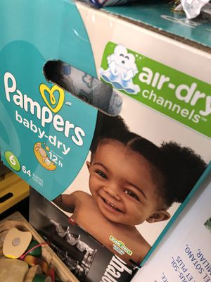pampers size 6 for Sale in Concord, CA