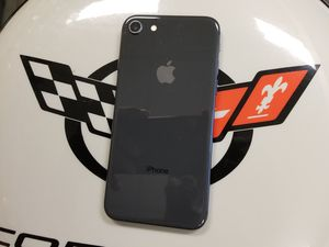 Unlocked Black iPhone 8 64 GB for Sale in Port St. Lucie, FL