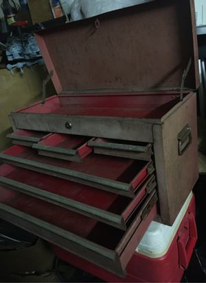 Toolbox for Sale in Tulare, CA
