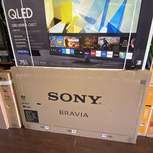 85 INCH SONY BRAVIA SMART 4K TV SALE GAMING TV 8 SERIES for Sale in Burbank, CA
